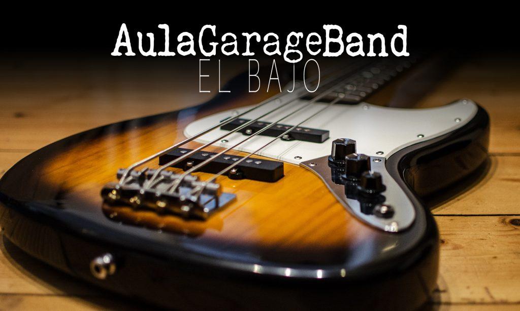 Iniciando GarageBand: El bajo