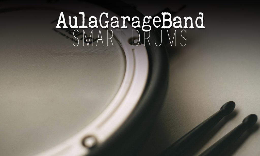 Iniciando GarageBand: Smart Drums